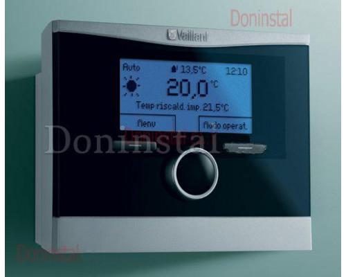 Автоматический регулятор отопления по температуре наружного воздуха calorMATIC 470f (беспроводное подключение)0020108140