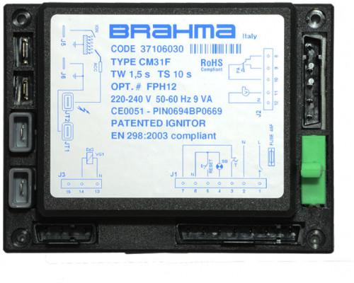 Блок управления Brahma CM31F для котлов Immergas 1.018160
