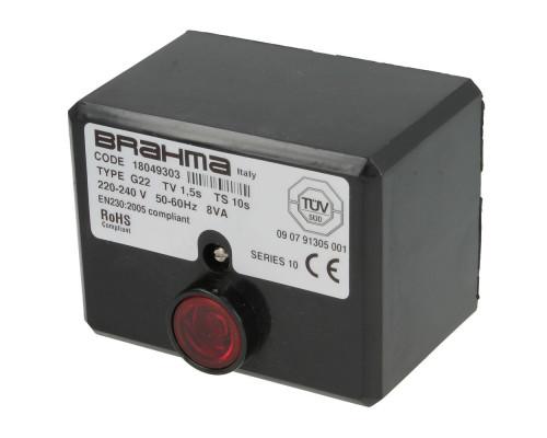 Контроллер Brahma G22 10 серия   18049303