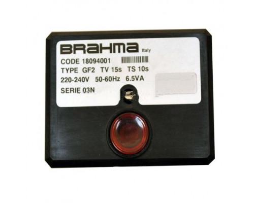 Блок управления горением Brahma GF2, 18094001