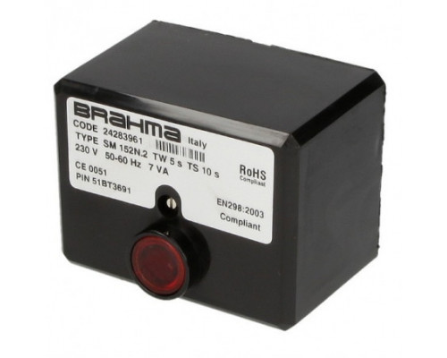 Блок управления Brahma SM152N.2 24283961