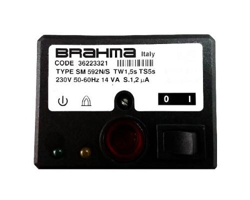 Блок управления Brahma SM592N/S  36223321