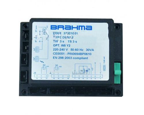 Блок управления горением Brahma DMN12, 37521001