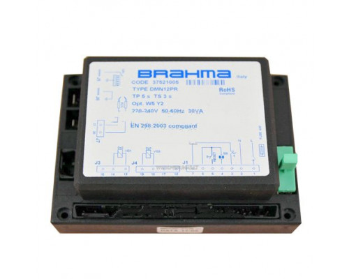 Блок управления горением Brahma DMN12PR, 37521005