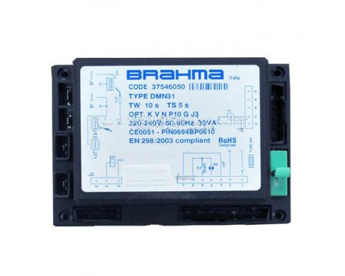 Блок управления горением Brahma DMN31, 37546050