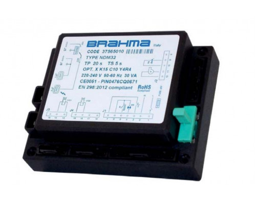 Блок управления горением Brahma NDM32, 37565010