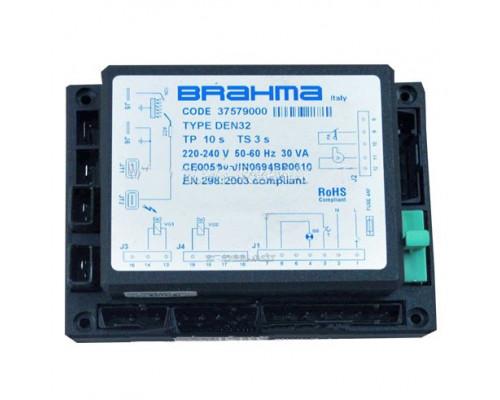Блок управления горением Brahma DEN32, 37579000