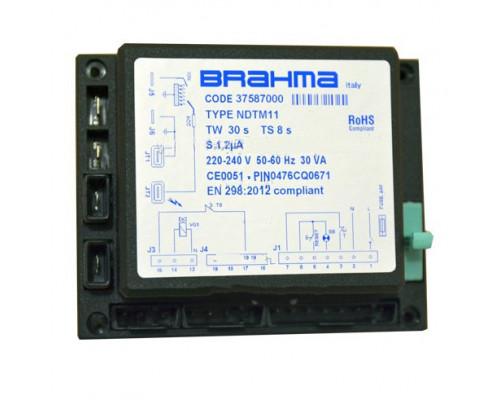 Блок управления горением Brahma NDTM11, 37587000