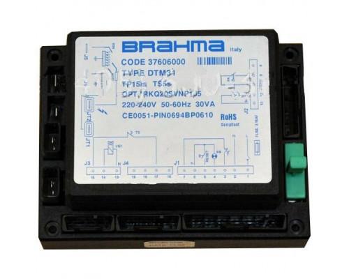 Блок управления горением Brahma DTM31, 37606000
