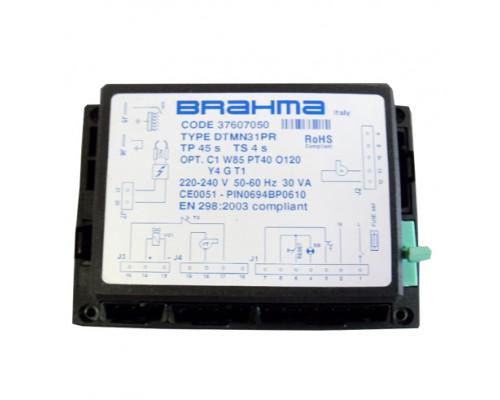 Блок управления горением Brahma DTM31PR, 37607050