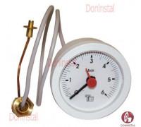 Манометр для газовых котлов Ferroli Domina39803890