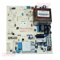 Плата управления DBM02.1B на газовый котел Ferroli Domitech new C/F 24-32, Domicondens F24/28	39820661