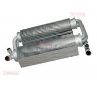 Теплообменник битермический на газовый котел Ferroli Domitech C/F 24, Easytech C/F 2439828990