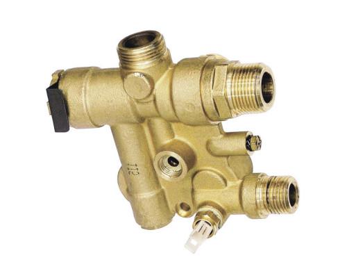 3-ходовой клапан/группа подачи Baxi 5683540