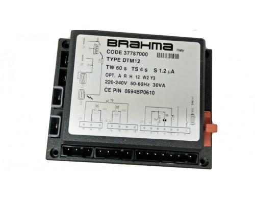 Плата (блок управления) Brahma DTM12 RMG110 FM11 (TW 60s TS 4s) 6178835