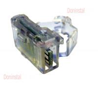 Датчик протока ГВС на газовый котел Ariston Microgenus Plus65100540