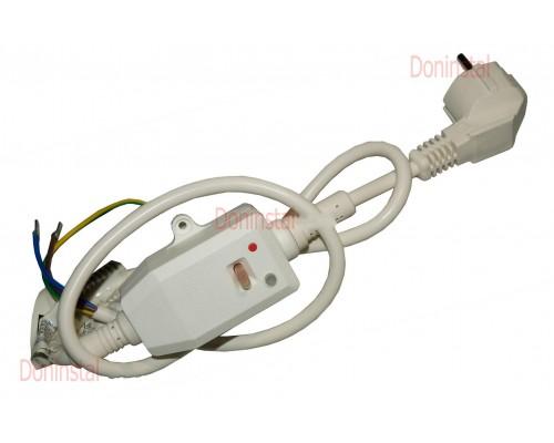 Кабель электрический с УЗО 16А/230V для водонагревателя Ariston 2500-2800W65150869