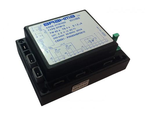 Блок управления горением Brahma DTM12 для котлов Baxi 711555000