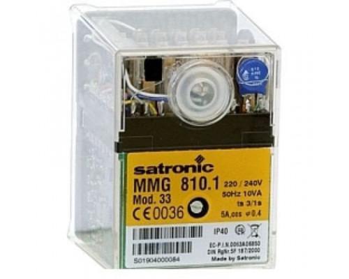 Блок управления Honeywell MMI 810.1 mod.33