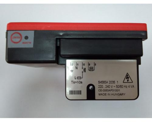 Блок управления Honeywell S4565A 2035 83885571