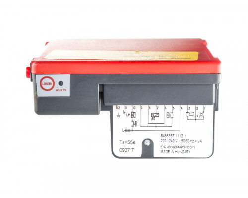 Контроллер управления горением Honeywell S4565BF 1112, 83885617