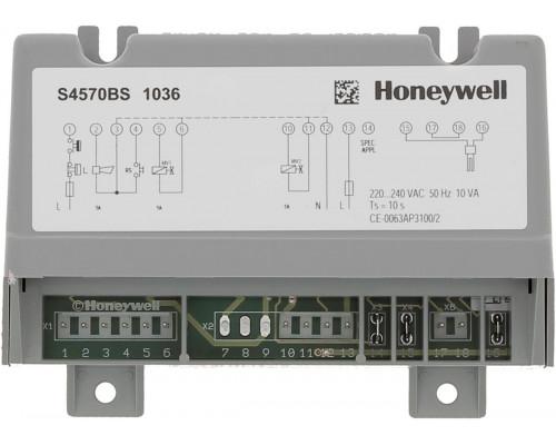 Блок управления Honeywell S4570BS 1036  87290107900