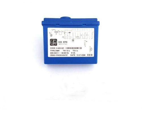 Блок управления и розжига (контроль пламени) 503 EFD для котлов Ariston  997354