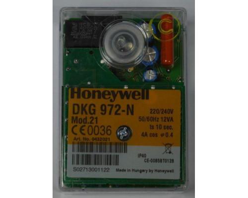 Автомат горения Honeywell (блок управления розжигом) DKG972-21 Buderus (вместо 7747101389) 8718584071