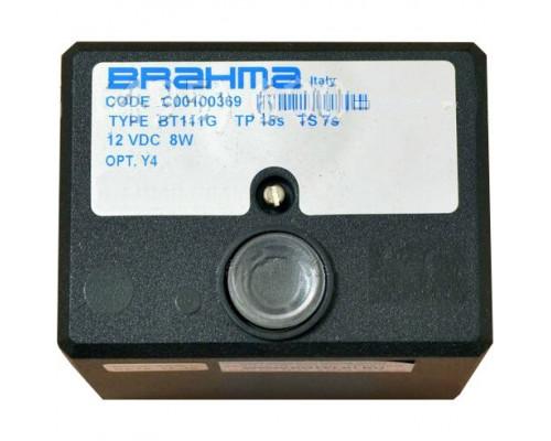 Блок управления горением Brahma BT111G, C00100369
