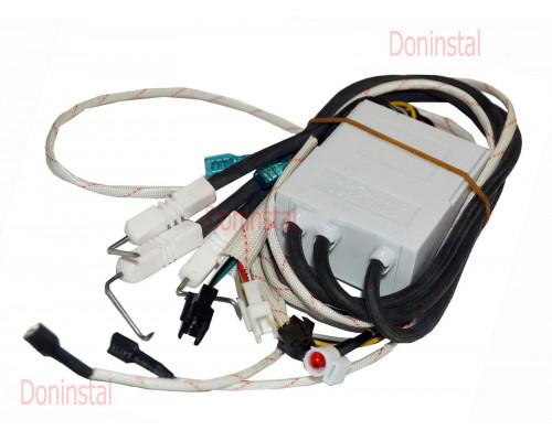 Блок розжига с тремя электродами и индикатором на китайские дымоходные газовые колонкиch01