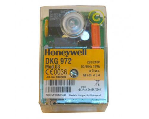 Топочный автомат Honeywell DKG 972 mod.03