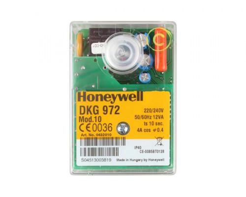 Топочный автомат Honeywell DKG 972 mod.10