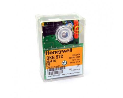 Топочный автомат Honeywell DKG 972 mod.20