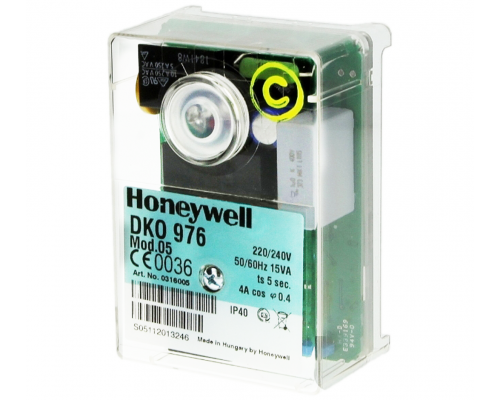 Топочный автомат Honeywell DKO976mod.05