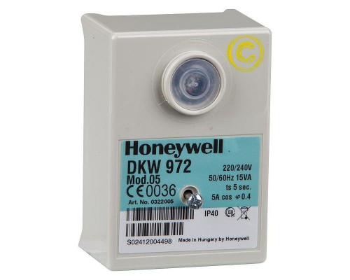 Топочный автомат Honeywell DKW972mod.05