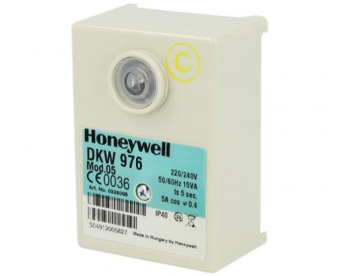 Топочный автомат Honeywell DKW976mod.05
