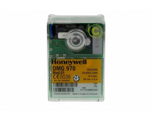 Топочный автомат Honeywell DMG 970-N mod.01