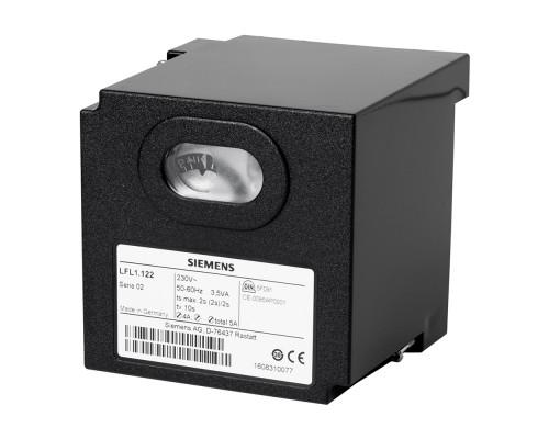 Блок управления горением Siemens LFL1.122