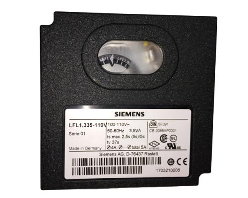 Блок управления горением Siemens LFL1.335.110V