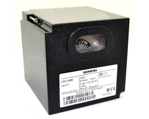 Блок управления горением Siemens LFL1.635
