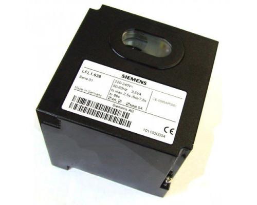 Блок управления горением Siemens LFL1.638