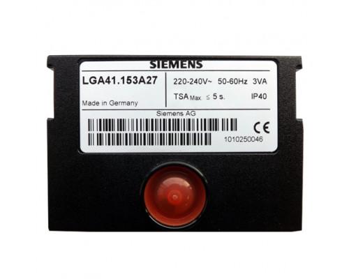 Блок управления горением Siemens LGA41.153A27