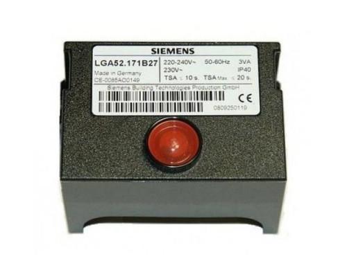 Блок управления горением Siemens LGA52.171B27