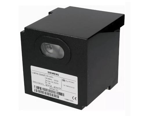 Блок управления горением Siemens LGK16.122A27