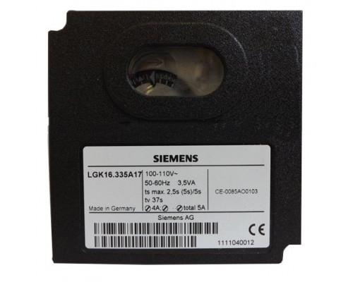 Блок управления горением Siemens LGK16.335A17