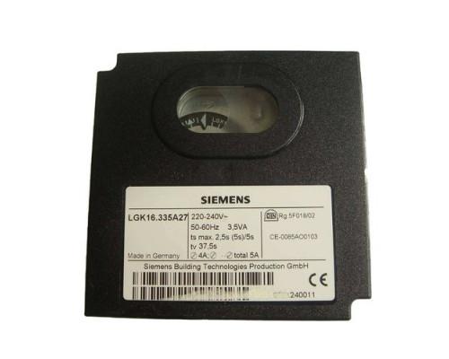 Блок управления горением Siemens LGK16.335A27