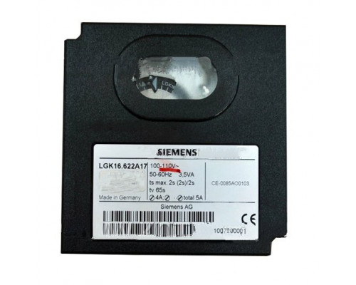 Блок управления горением Siemens LGK16.622A17