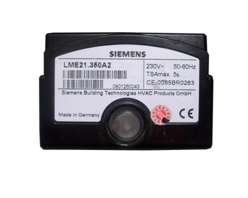 Блок управления горением Siemens LME21.350A2