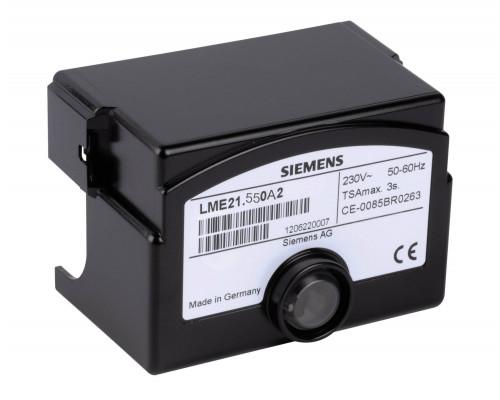Блок управления горением Siemens LME21.550A2