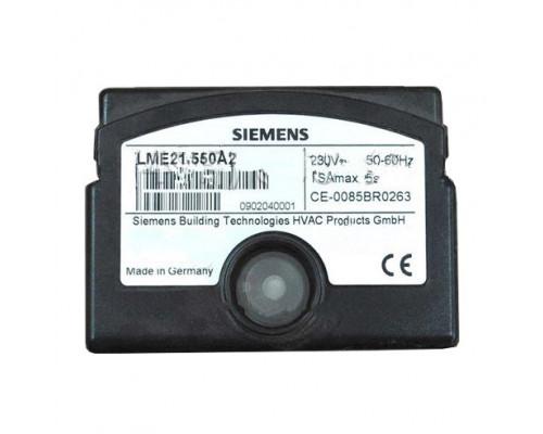 Блок управления горением Siemens LME21.550C2